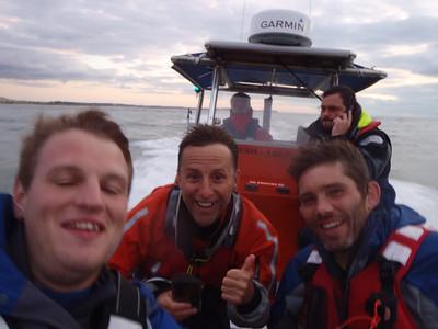 Sunshine Challenge Kayaking the Channel