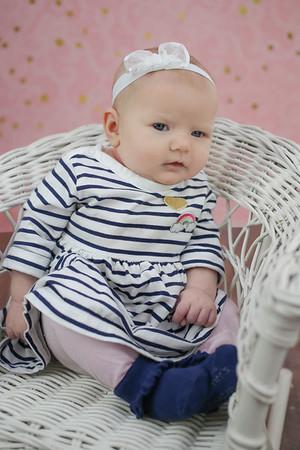 Charlee 2 Month peeks