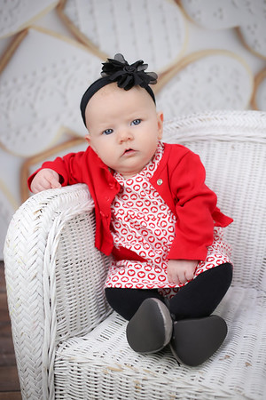 Charlee 3 Month