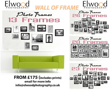 Wall of frame