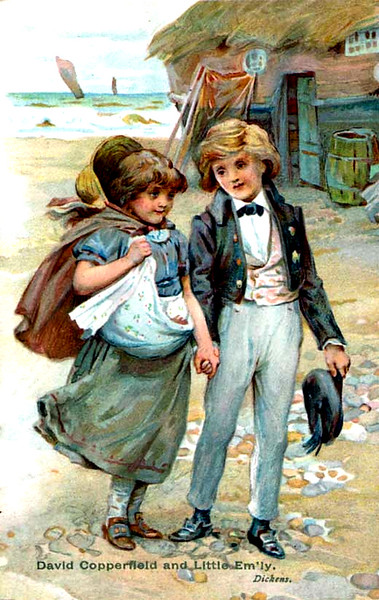 David Copperfield and Little Emily