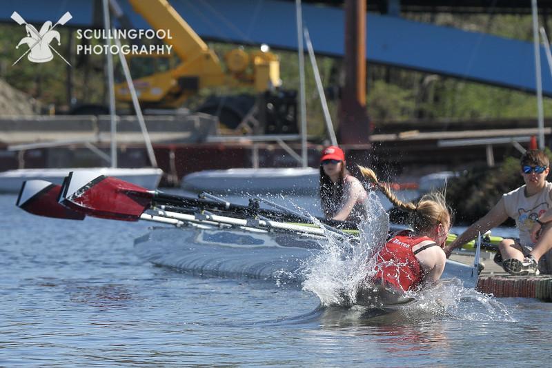 Bates coxswain makes a splash at ECACs