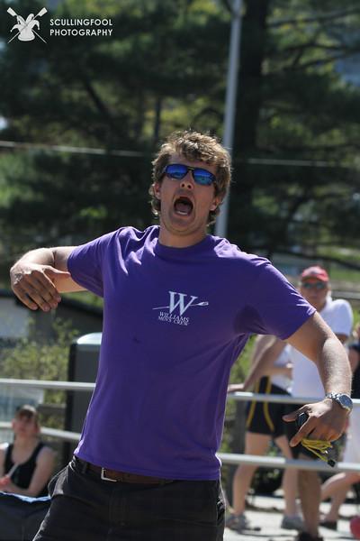 Williams wins the Men's Novice Eight at ECACs