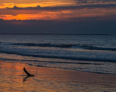 Sunrise at Botany Bay