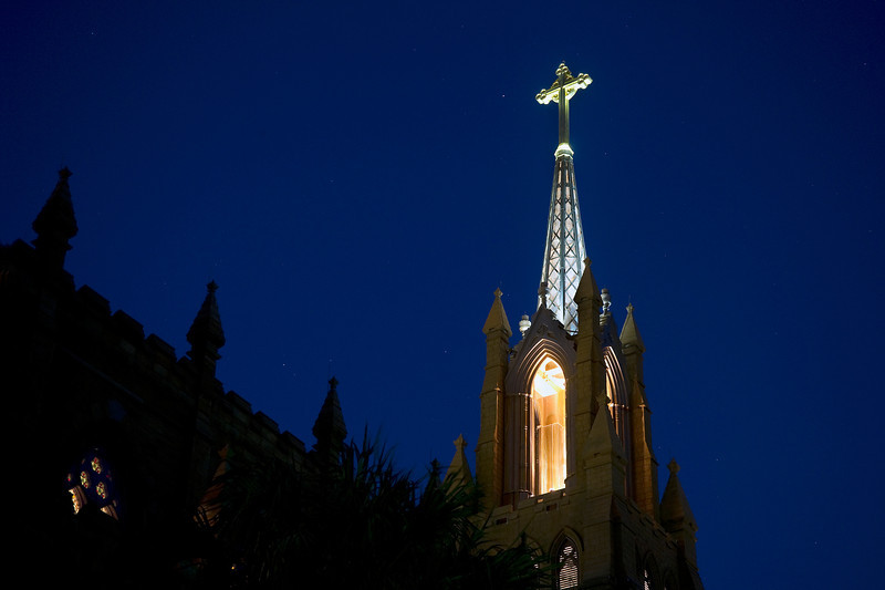 Photo of The Cathedral of St. John The Baptist in Charleston, SC