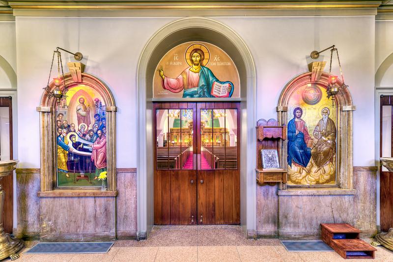 Holy Trinity Greek Orthodox Church Charleston SC-17