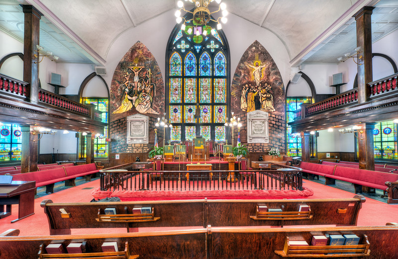 Photo of Mother Emanuel AME Church in Charleston, SC
