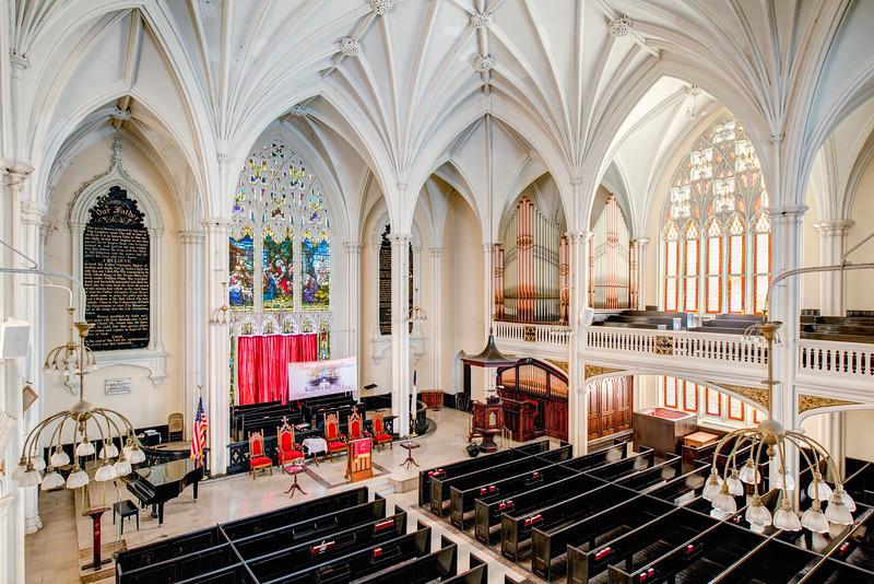 New Tabernacle Fourth Baptist Church Charleston SC-5