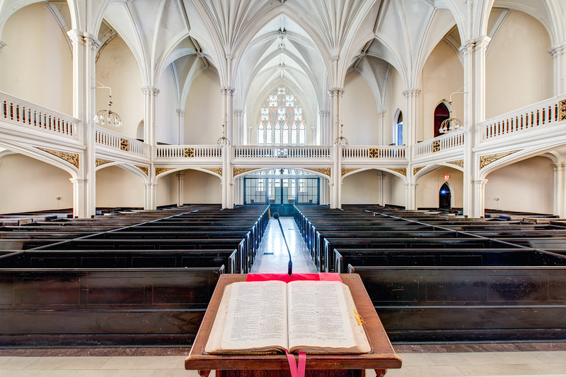 New Tabernacle Fourth Baptist Church Charleston SC-4