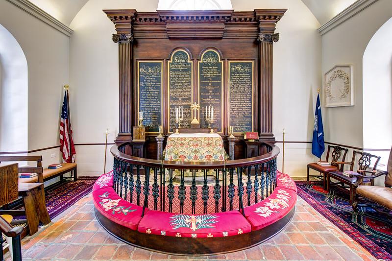 Old St Andrews Parish Church Charleston SC-8