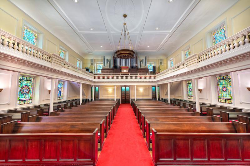 Photo of Redeemer Presbyterian Church in Charleston, SC
