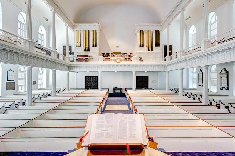 Second Presbyterian Church Charleston SC