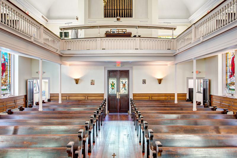 St Johannes Lutheran Church Charleston SC-7
