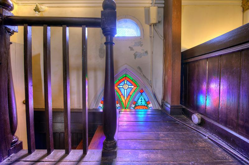 Photo of St. John's Reformed Episcopal Church in Charleston, SC