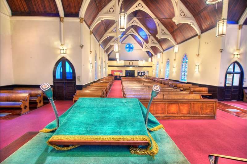 Photo of St. John's Reformed Episcopal Church in Charleston, SC