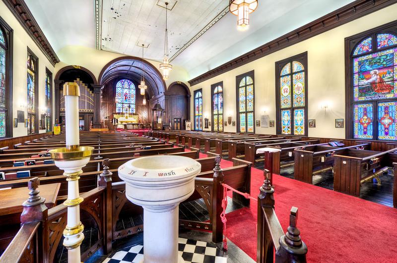 St  Mark's Episcopal Church Charleston SC-3