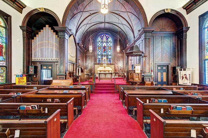 St  Mark's Episcopal Church Charleston SC