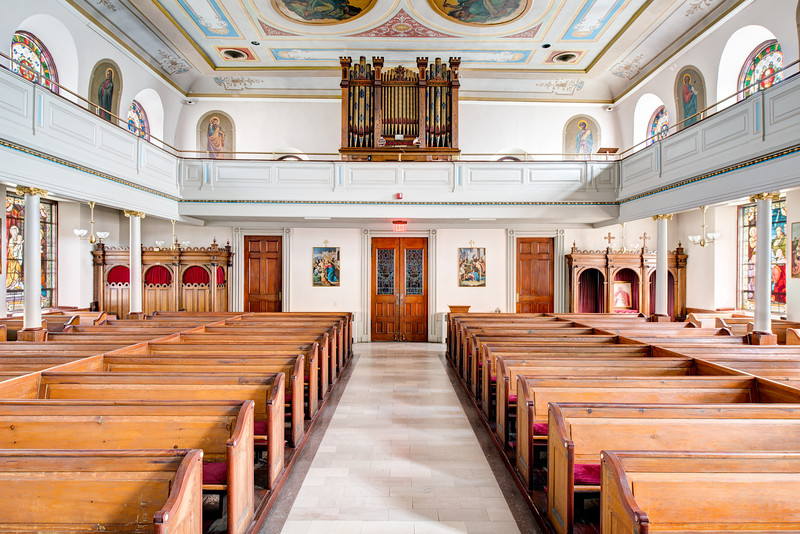St Mary Of The Annunciation Catholic Church Charleston SC-9