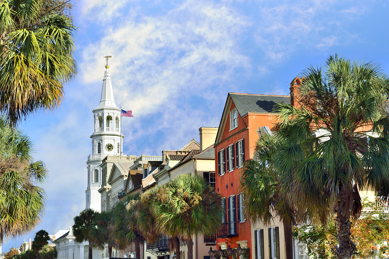 St  Michael's Episcopal Church Charleston, SC-10