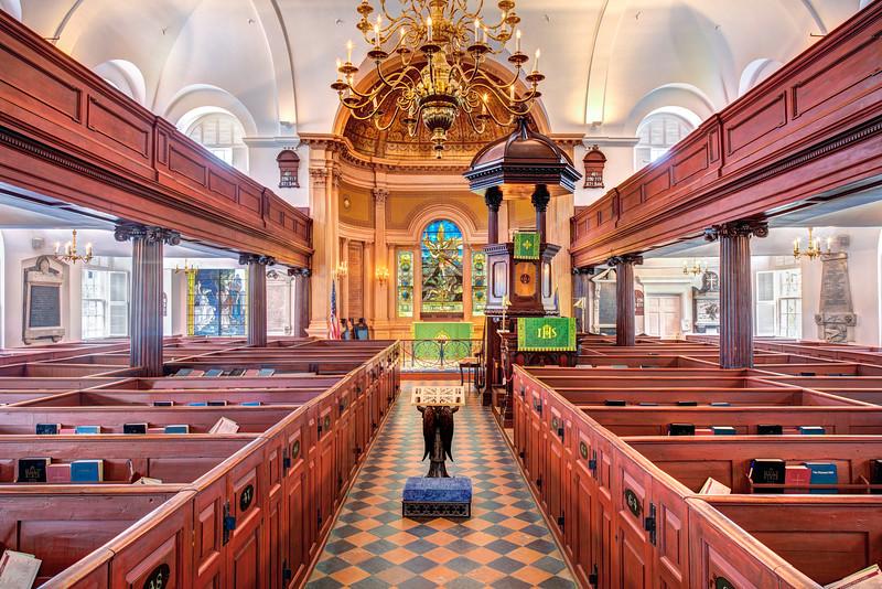 St  Michael's Episcopal Church Charleston, SC-4
