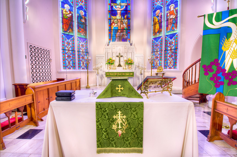 Photo of St. Matthew's Lutheran Church in Charleston SC