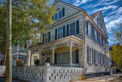 Charleston's houses