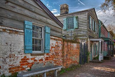 Charleston's shops & streets