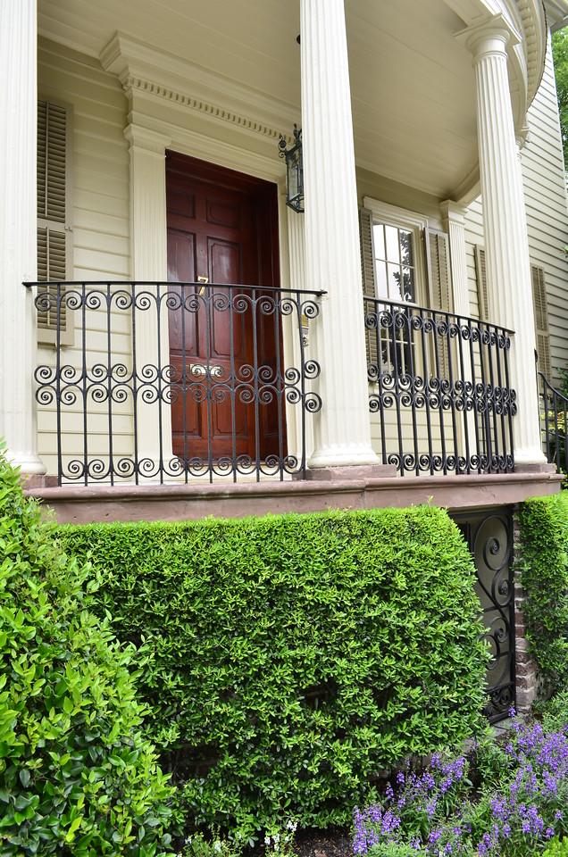 Charleston perch