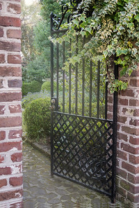 Gate, Old Charleston