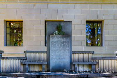 Booker T Washington Memorial