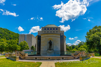 Veterans Memorial Charleston WV