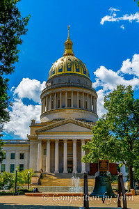 Charleston WV Capitol Building
