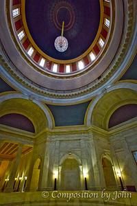 Charleston WV Capitol dome