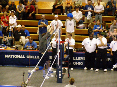 NCAA 2007 Men's Div. I & II Volleyball Championship