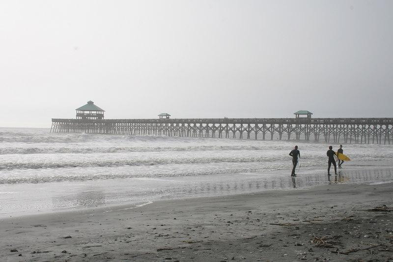Folly Beach, SC<br /> The Edge of America