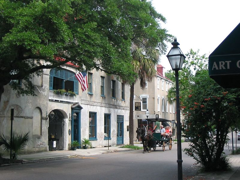 Charleston Joan Perry SC