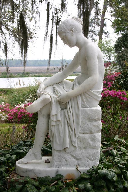 Middleton Plantation Garden, Charleston, SC