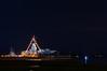 Yorktown at Night