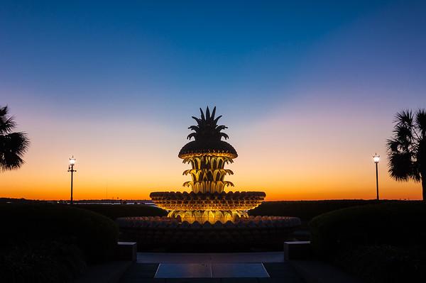 Waterfront Park Sunrise-1