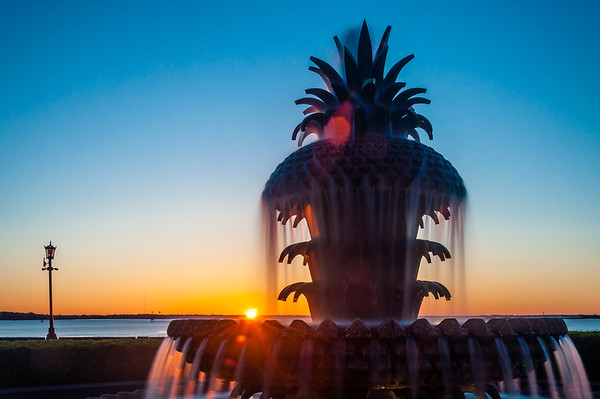 Waterfront Park Sunrise-7
