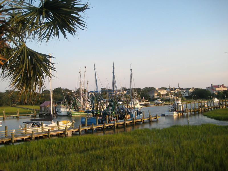 Shem Creek charleston