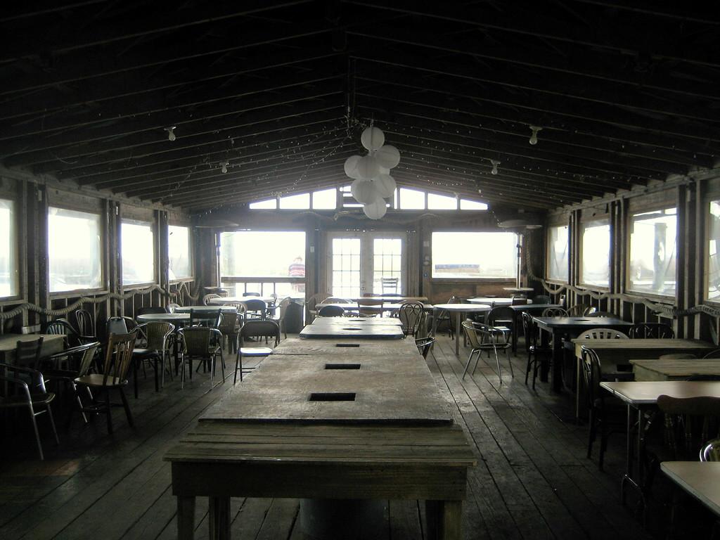 Bowen's Island Restaurant