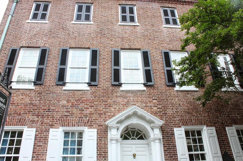 Heyward-Washington House