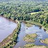 Ashley River and Magnolia Plantation's Rice Fields