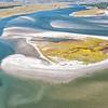 Bird Key, Stono Inlet, low tide
