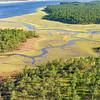 Marsh and creeks of Cainhoy, Wando River