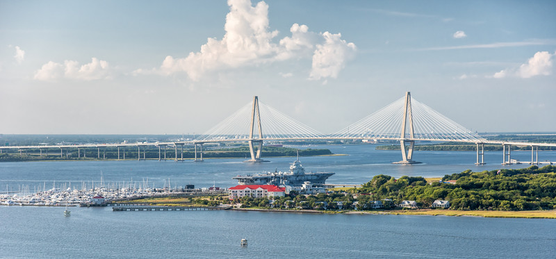 Charleston Harbor Resort Hotel and Marina
