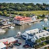 Mount Pleasant Seafood, Water's Edge and other restaurants on Shem Creek
