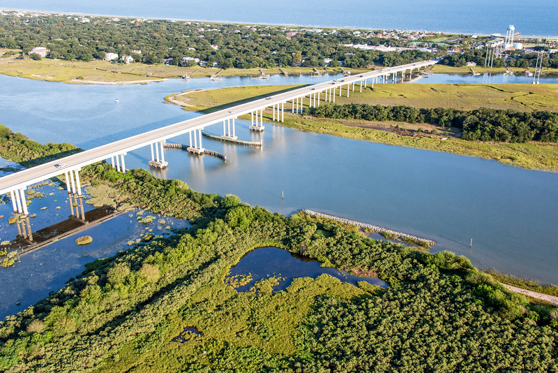 Isle of Palms and the IntraCoastal Waterway
