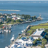 Shem Creek and Charleston harbor